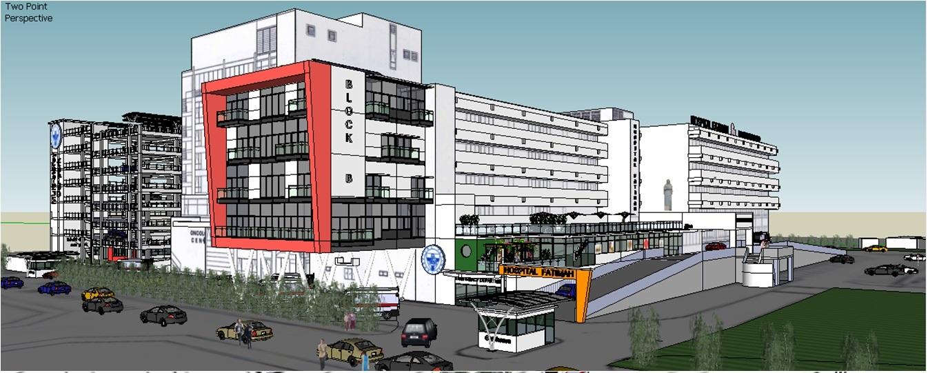 Fatimah Hospital, West Malaysia